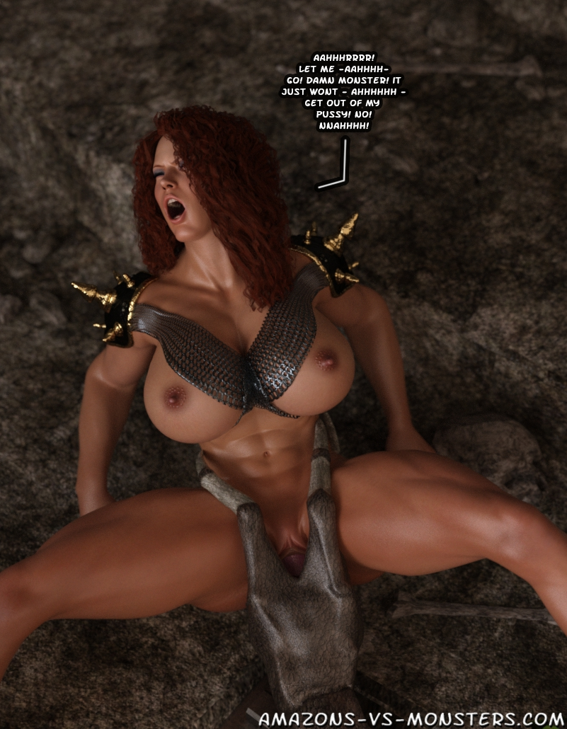 3d viking girl gets hot fuck 10
