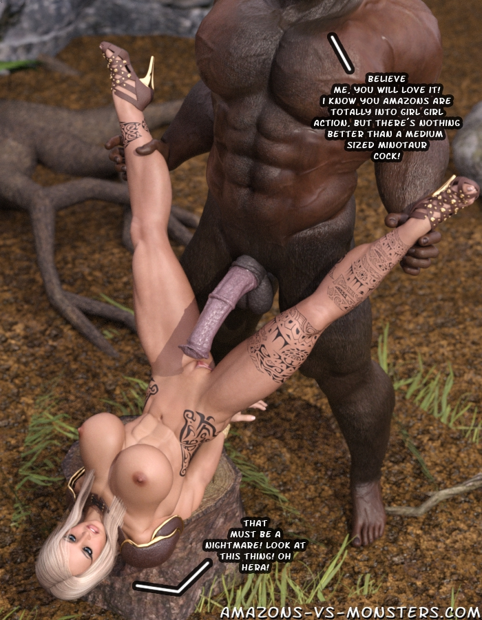 3d viking girl gets hot fuck 8