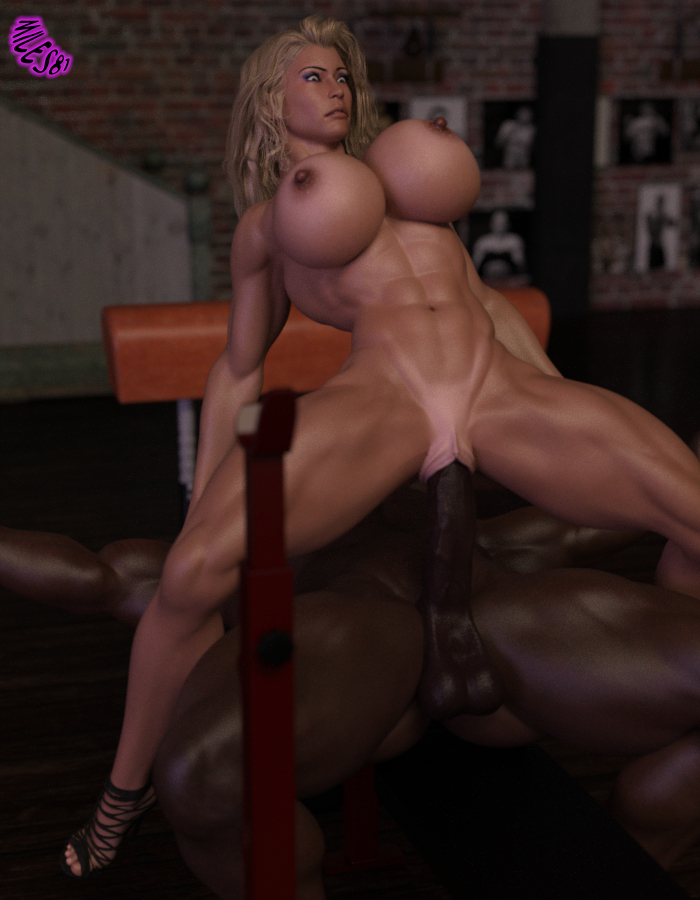 3d viking girl gets hot fuck 4
